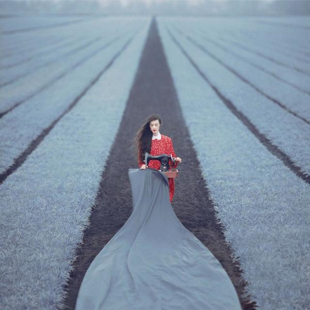 My Tuesday Morning Inspriation (#myTMI) : Surrealist photography by Oleg Oprisco
