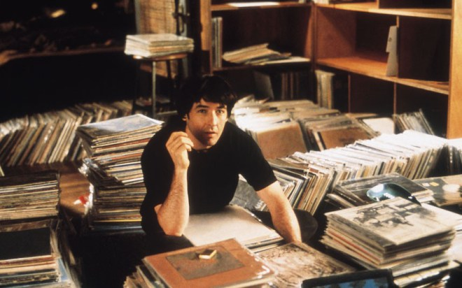 John Cusack as Rob Gordon In High Fidelity (2000) Source: http://i.telegraph.co.uk/multimedia/archive/02739/high-fidelity_2739428k.jpg