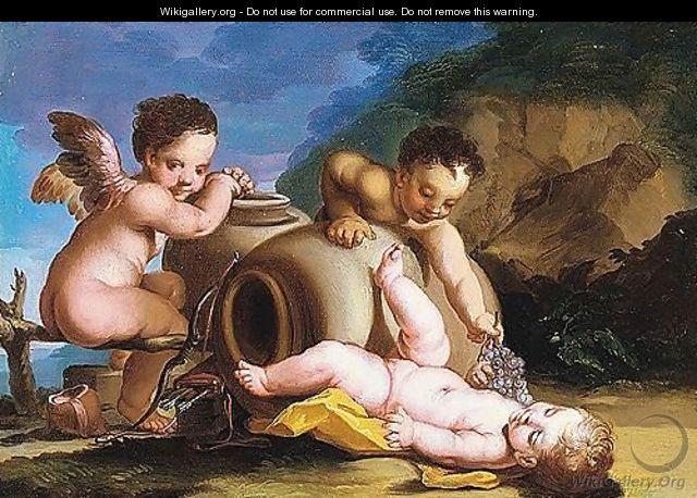 Putto Cupids